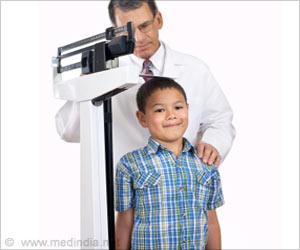 计算孩子的理想身高和体重